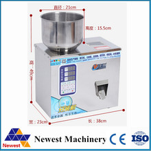 20g Powder packing machine, packer automatic grain granule weighing filling machine multifunction packaging machine(China)