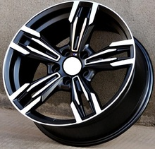 High Performance 15 16 17 18 19 20 5x120 Car Aluminum Alloy Rims fit for BMW 1 3 5 SERIES X1 X3 X5 X6(China)