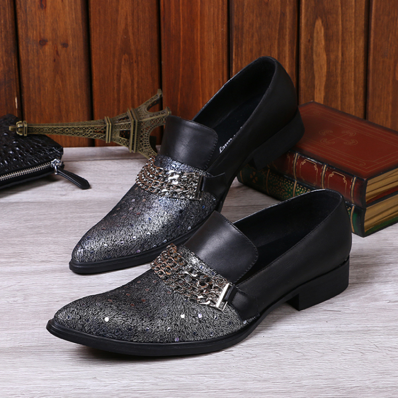Christia Bella Italian Men Shoes Genuine Leather Business Party Men Dress Shoes Designer Slip on Formal Shoes for Men Flats<br><br>Aliexpress