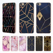 Marble Line Luxury style clear phone shell Case for Xiaomi Redmi Note 3 Note4 3 3s 4 4A Xiaomi Mi 4 5 5s