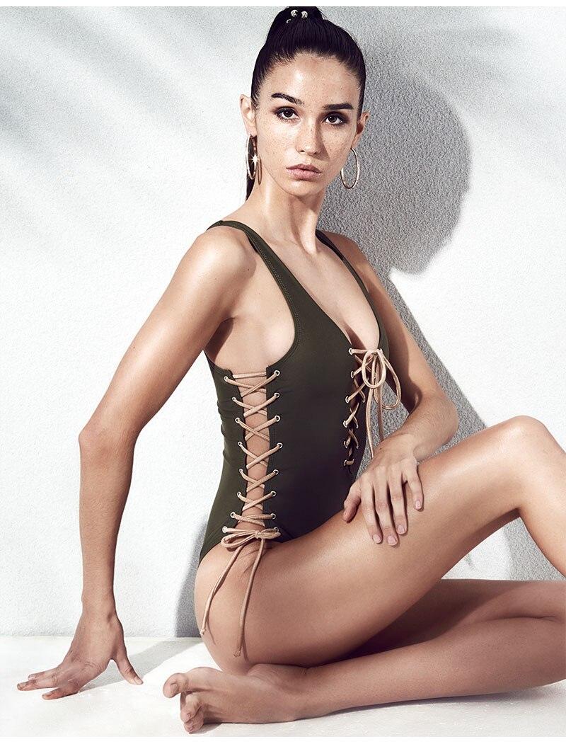 one piece swimsuit  (4)