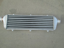 "LOW price for Delta Fin Design Aluminum Intercooler for 450x180x50 mm 2.2"" / 55mm Inlet outlet"