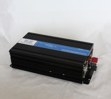 DC 12V , DC 24V, DC 48V input AC 220V or AC110V output DC-AC 1000W PURE SINE WAVE POWER INVERTER electric inverter(China)