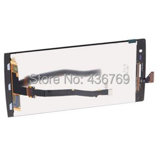 5pcs LCD Display Touch Screen Digitizer Assembly For OPPO Find7 X9007 x9000 X9006 Panel front outer Glass Lens black<br><br>Aliexpress
