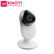"[International Edition] Xiaomi YI Home Camera 2+32G Card 1080P Xiaoyi IP Camera WiFi Webcam 130"" Wide Angle Gesture Recognition"