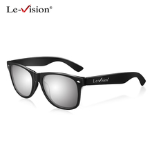 Le-Vision 2PCS 3D Glasses Passive Circular Polarized RealD 3D Glasses for LG Samsung TV 3D Movie/Flim/Cinema Glasses 3D Lot(China)