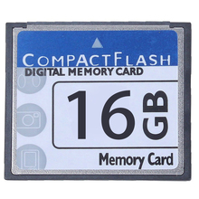 Professional 4/8/16/32GB Compact Flash Memory Card(White&Blue)