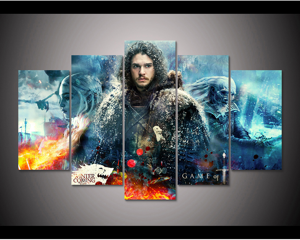 Game of Thrones Jon snow1-3