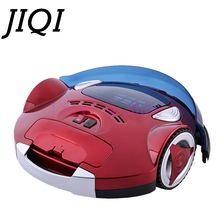 JIQI Sweeping robot home wireless electric sweeper mop automatic vacuum cleaner Dust Collector Catcher 100-240V 110V US EU plug(China)