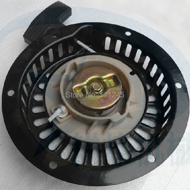 PULL START FOR MOST ALL CHINESE 168F DIESEL ENGINE  FREE POSTAGE CHEAP TILLER WATER PUMP RECOIL STARTER ASSEMBLY REWIND PARTS<br>