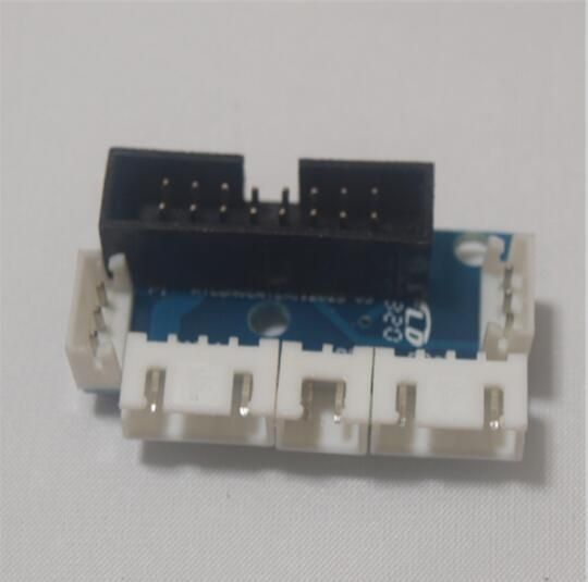 UP!/Afinia 3D printer module/PCB Board mod/temp board for extruder head UP! PP3DP TIERTIME 3D AFINIA<br><br>Aliexpress