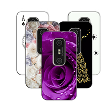 Phone Case for HTC EVO 3D G17 X515m 4.3 inch Original Printed Cover Coque Painting Back Cover Capa Shell
