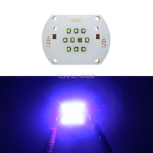 Free Shipping Customize Aquarium Fish Tank Lamp Cree XPE XP-E 450NM 530NM 630NM 10000K + SemiLEDs UV 420NM Led Emitter Light