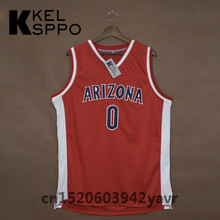 Custom Adult Throwback Basketball Jerseys #0 Gilbert Arenas Arizona Wildcats College Embroidered Basketball Jersey Size XXS-6XL(China)