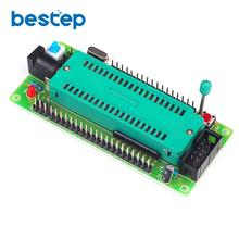 1PCS 51 AVE MCU Minimum System Board Development Board Learning Board STC Minimum System Board Microcontroller Programmer