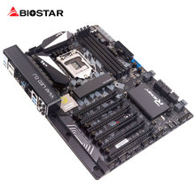 BIOSTAR Game Motherboard Z270GT8 LGA 1151 Computer Racing DDR4 M.2 Support 6Graphics Card Slot Core I7 7700K i5 7500 6600(China)