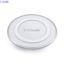 Buy S-GUARD Qi Wireless Charger Charging Pad EP-PG920I Original Samsung s6 S7 S6edge+S8 plus note5/8 Iphone8 8 Plus Iphone X for $4.20 in AliExpress store