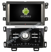 "9"" Quad Core Android 4.4.4 OS Special Car DVD for Ford Edge 2011-2015 Auto Air Version Only with Built-in Analog TV Function(China)"