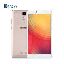 Original Doogee Y6 Max 3D MTK6750 Octa Core Android 6.0 Mobile Phone 6.5 Inch Fingerprint Cell Phones 3G RAM 32G ROM Smartphone