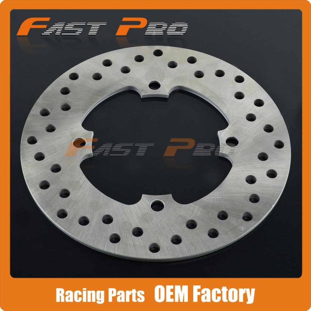 Rear Brake Disc Rotor For Honda CBR250 CB250F HORNET MC17 FES250 NSS250 REFLEX CB CBR 400 600RR 900 929 954 RR 1000 F4I  VTR1000<br>