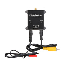 Original Turbowing RX 5.8G 40CH Wireless AV Receiver for RC Drone FPV Real Time Transmission