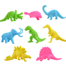 32pcs Dinosaur Toy Set Plastic Funny Play Toys Dinosaur Model Action & Figures Animal Juguete Best Gift for Boys and Girls