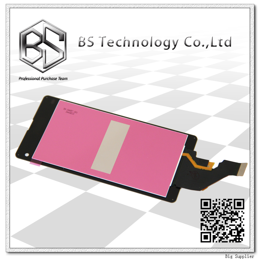 Original Assembly for Sony Z1 mini Compact LCD  Screen Display with Digitizer A Quality<br><br>Aliexpress