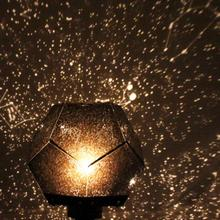 3 Colors Romantic Astro Star Sky Laser Projector Cosmos Night Light Led Stage Lamp Starlight Projection Lamp Kit Christmas Decor(China)