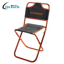 High Quality Outdoor Fishing Chair Seat Folding Chair Fishing Stools for Outdoor Camping Picnic Beach Chair Light
