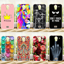 Hard Plastic Cell Phone Case For Huawei Ascend Y360 Y3 Y3C Y336, Phone Case Cover For Huawei Y360 Y 360 336 / Y3 C / Y 3 Case