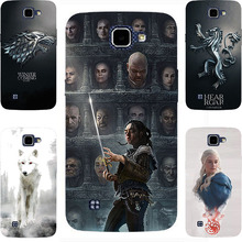 "Fashion GOT Game Of Throne House Stark Targaryen Hard PC Painting Case For LG K4 Lte K120e K130e 4.5"" Cell Phone Printed Case"