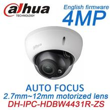 4MP Dahua H.265 IPC-HDBW4431R-ZS IP Camera 2.8mm-12mm motorized lens IR 30M sd Card POE network camera replace ipc-hdbw4300r-z