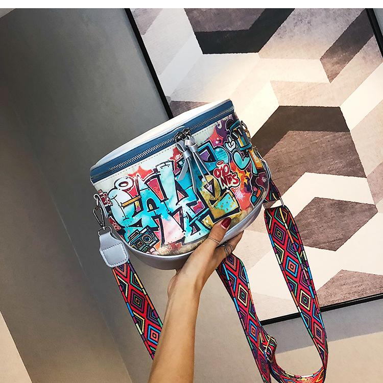 Cross body Shoulder Bag Handbag Flower print one shoulder messenger bags bolsa feminina bag 72 Online shopping Bangladesh