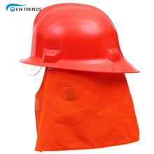 Fireman Helmet Working Safety Helmet Fire Fighting Helmet Electric Shock Prevention Flame-retardant Flame-retardant Resistance