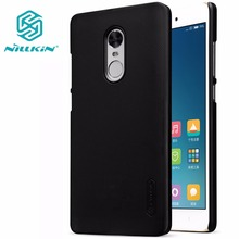 xiaomi redmi note 4X case xiaomi redmi note 4X cover NILLKIN Super Frosted Shield matte hard back cover +free screen protector(China)
