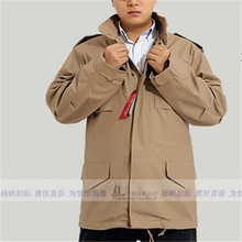 military tactical jacket for men export version of the classic M65 ALPHA Alpha windbreaker jacket men's jacket(China)