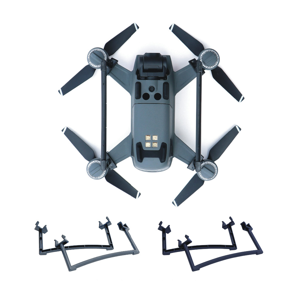 Quick Release Expansion Tripod Heighten 2.5cm Langing Gear Extension Mounting Holder For Spark Camera Drone