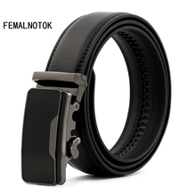 New arrival fashion men belts high quality brand waist belt casual designer automatic buckle belt luxury Strap(China)