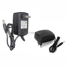 DC 24V 1A AC Adapter Charger Power Supply for LED Strip Light CCTV 2.5mm*5.5mm EU/US Plug R02 Drop ship(China)