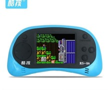 Portable Video Game Console 8 Bit 2.5 inch Handheld Game Player Built-in 260 Different Games For Children