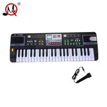 44 Keys Kids Piano Musical Instrument Keyboard Educational Toys For Children Electronic Multifunctional Music Records Toy Gift(China)