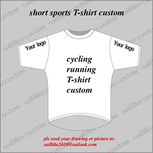 saiBIke Brand Manufacturer of Custom Cycling T-shirt/MTB Custom running Jersey out door sports clothes downhill quick dry jersey