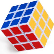 55mm 3x3x3 Three Layers Cube Puzzle Toy magic cube 3x3x3 Profissional Neo Cube Toys For Children free shipping