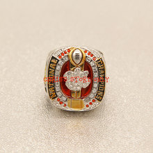 Drop Ship 2016 Clemson Tigers National Championship Rings, Drop Shipping Sports Ring For Fans,HOT SALE(China)