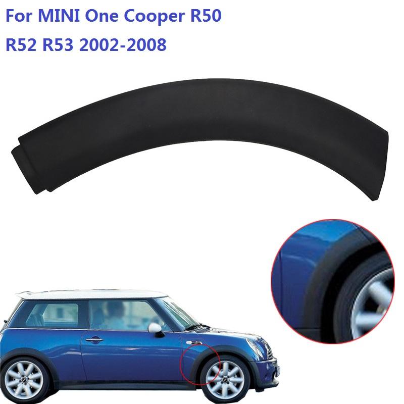 Wheel Arch Trim On Hood For BMW MINI (12)