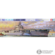 OHS Tamiya 77514 1/700 U.S. Enterprise AC Water Line Ver. Assembly Scale Model Building Kits(China)