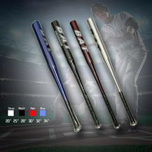 Four color Aluminium Alloy Baseball Bat of the Bit Softball Bats 20'25' 28' 32'34' inch Outdoor Sports Fitness Equipment HW195(China)