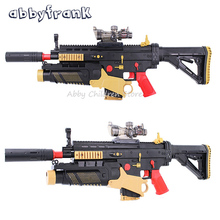 Abbyfrank Electric Plastic Toy Gun Simulation Water Gun Toy Arme Orbeez Toys CS Sniper King Game Shooting Battlefield Children