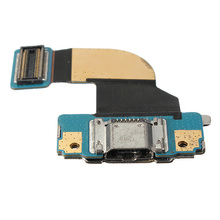 Wholesale For Samsung For Galaxy Tab 3 8.0 T310 SM-T310 Dock Connector Flex Cable With USB Charger Port Charging Connection(China)