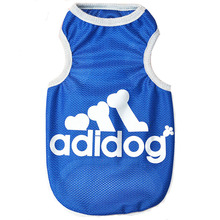 New Fashion Sports dog clothes costume Yorkshire Chihuahua pet dog clothing cool dog shirt vest